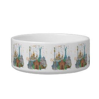 Kiev Cat Bowls