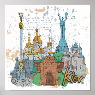 Kiev Póster