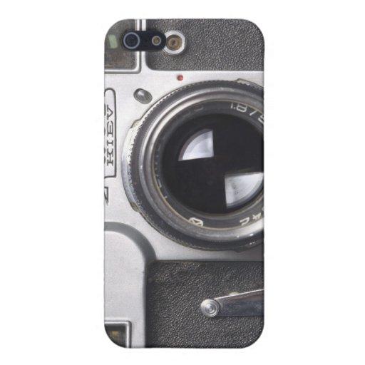 Kiev Rangefinder Iphone Case iPhone 5 Covers