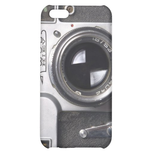 Kiev Rangefinder Iphone Case Cover For iPhone 5C