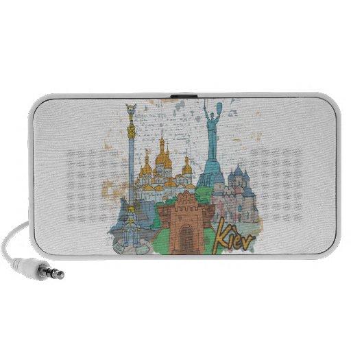 Kiev Notebook Speakers
