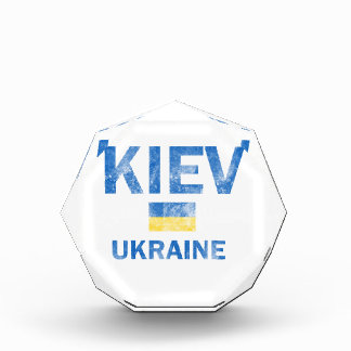 Kiev Ukraine Designs Acrylic Award