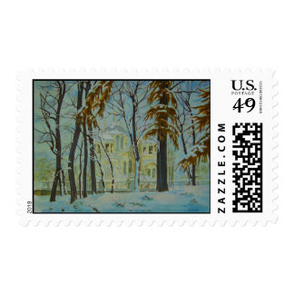Kiev Winter Postage