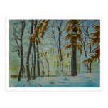 Kiev Winter Postcard