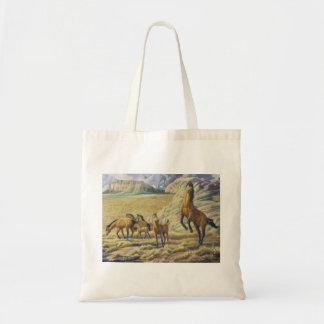 Kiger Mustang Stallion Bag