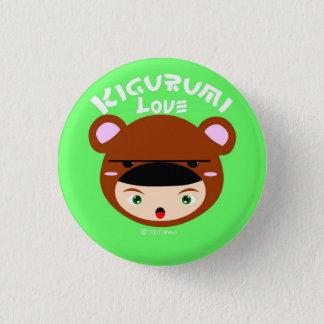 Kigurumi Bear Button