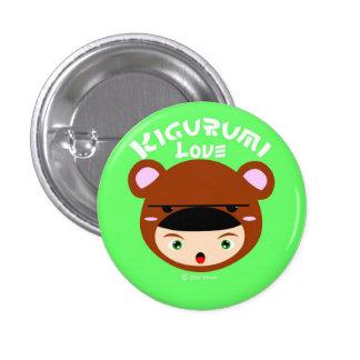 Kigurumi Bear Buttons