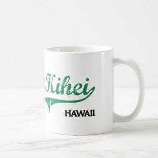 Kihei Hawaii City Classic Classic White Coffee Mug