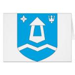 Kihelkonna valla, Estonia Greeting Card