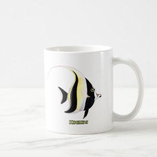 Kihikihi Fish Coffee Mug