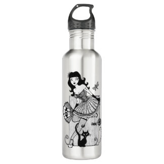 Kiki Monique Stainless Steel Water Bottle
