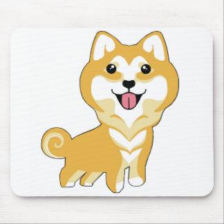 Kiki the Shiba Inu Mouse pad