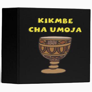 Kikmbe Cha Umoja 3 Ring Binder