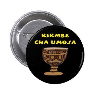 Kikmbe Cha Umoja Pinback Buttons