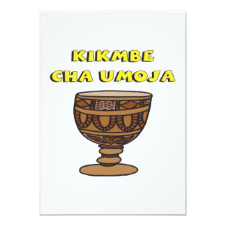 Kikmbe Cha Umoja Card