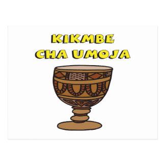 Kikmbe Cha Umoja Postcard