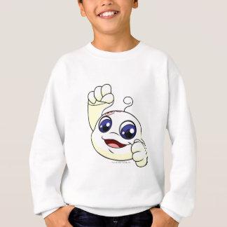Kiko White Sweatshirt