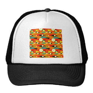 Kiku and Ougi Trucker Hat