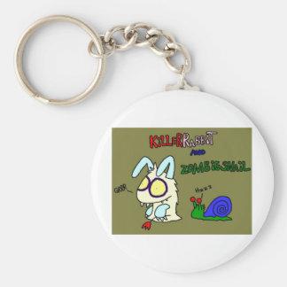 Kil smiles rabbit keychain