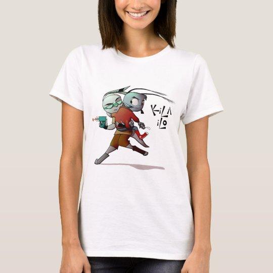 KiLA iLO Kila and Pilau shirt