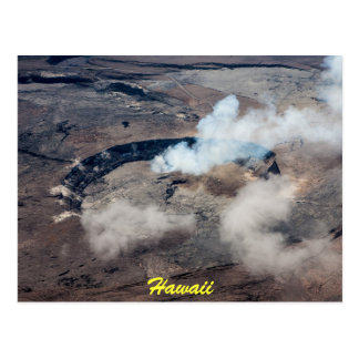 Kilauea Caldera Postcard