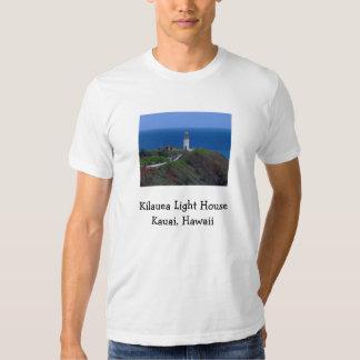 Kilauea Light HouseKauai, Hawaii Tshirt