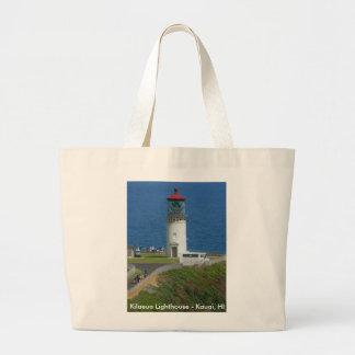Kilauea Lighthouse - Kauai, HI - Tote Bag