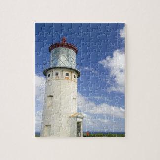 Kilauea Lighthouse Jigsaw Puzzles