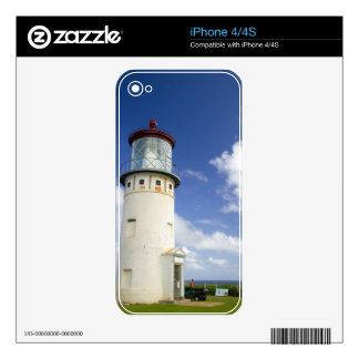 Kilauea Lighthouse Skin For The iPhone 4