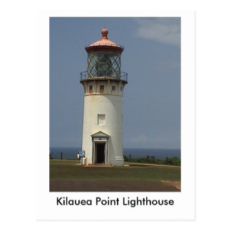 Kilauea Point Lighthouse Postcard