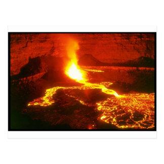 Kilauea Volcano Postcards