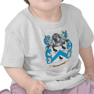 Kilbourn Coat of Arms (Family Crest) Tee Shirts
