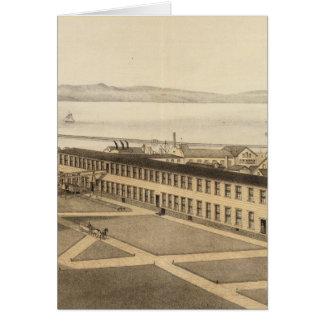 Kilburn and Gates Cottage furniture manufactory Card