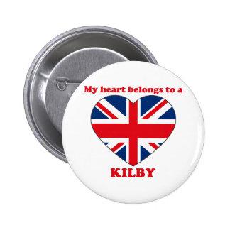 Kilby Pinback Button