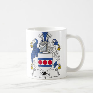 Kilby Family Crest Coffee Mug