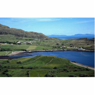 Kilcar, condado Donegal, Irlanda Escultura Fotografica
