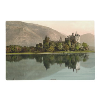 Kilchurn Castle, Argyll and Bute, Scotland Laminated Place Mat