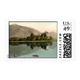 Kilchurn Castle, Argyll and Bute, Scotland Postage