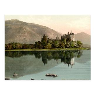 Kilchurn Castle, Argyll and Bute, Scotland Postcard