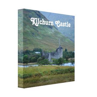 Kilchurn Castle Canvas Prints