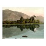 Kilchurn Castle, Loch Awe, Argyll and Bute, Scotla Postcards