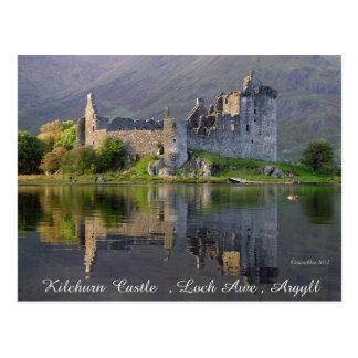 Kilchurn Castle Post Card