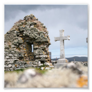 Kilchurn, South Uist Photo Print