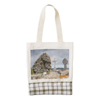 Kilchurn Zazzle HEART Tote Bag