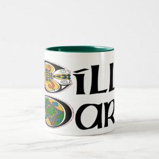 Kildare (Gaelic) Mug