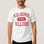 Kilgore - dogos - High School secundaria - Kilgore Remera