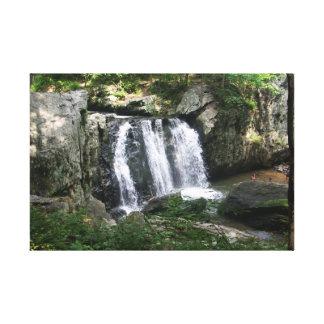 Kilgore Falls Canvas Print