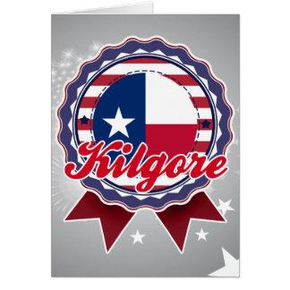 Kilgore, TX Tarjetas