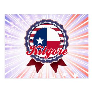 Kilgore, TX Postales