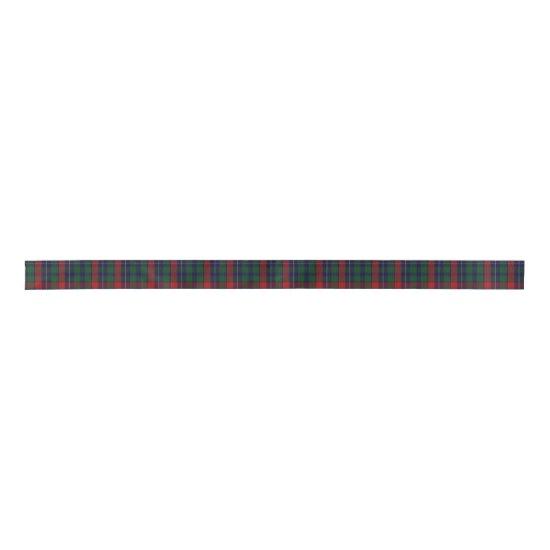 Kilgour Clan Tartan Plaid Ribbon